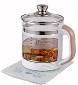 福益家养生壶全自动多功能家用电花煮茶器水壶办公室小型