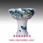 景德镇手绘陶瓷高脚缸